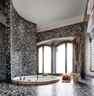 Dharma Luxury Hotel - Rome - Spa