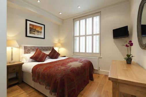 Vancouver Studios - London - Bedroom