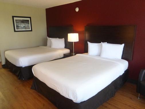Red Roof Inn St. Augustine - St. Augustine - Bedroom