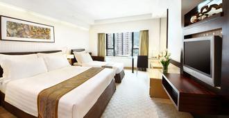 Royal Park Hotel - Hong Kong - Bedroom