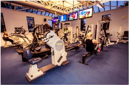 Brook Mollington Banastre Hotel And Spa - Chester - Gym