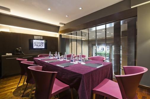 Acta Atrium Palace - Barcelona - Meeting room