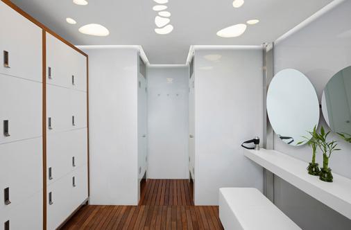Alexander Tel-Aviv Hotel - Tel Aviv - Bathroom