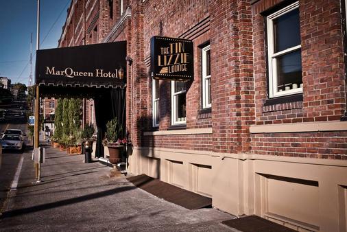 MarQueen Hotel - Seattle - Building