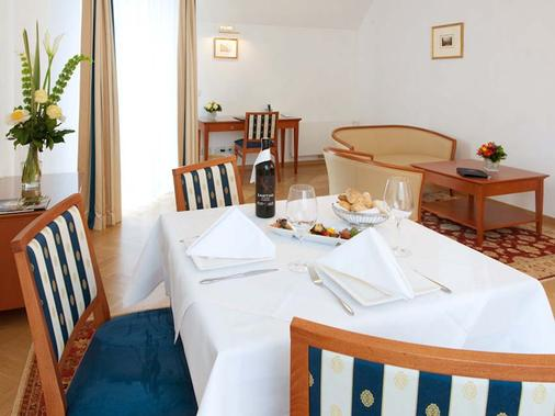 Ambassador Hotel - Vienna - Dining room