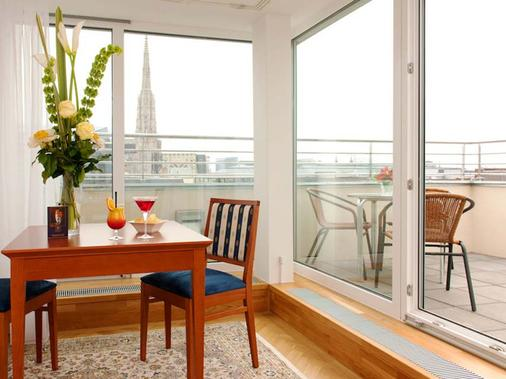 Ambassador Hotel - Vienna - Balcony