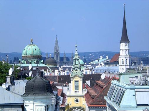 Ambassador Hotel - Vienna - Outdoor view