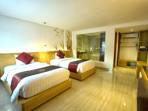 Sol House Bali Kuta - Kuta - Bedroom