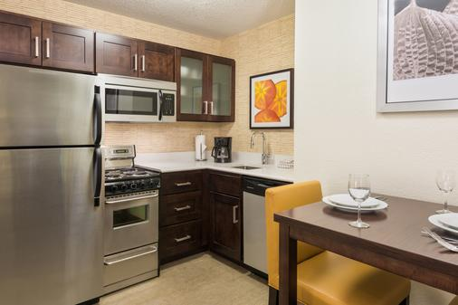 Residence Inn Tallahassee North/I-10 Capital Circle - Tallahassee - Kitchen