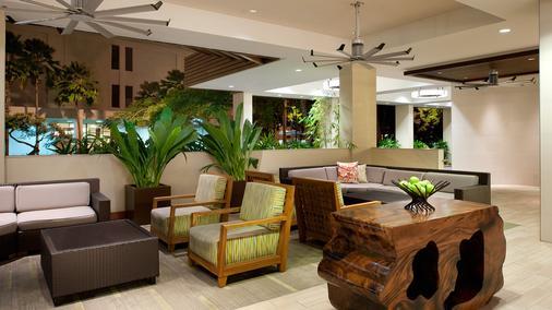 Hyatt Place Waikiki Beach - Honolulu - Living room