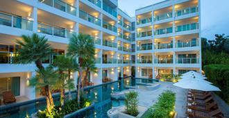 Chanalai Romantica Resort, Kata Beach - Karon - Building