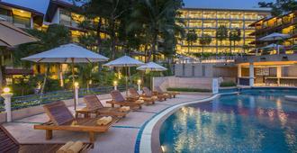 Chanalai Flora Resort, Kata Beach - Karon - Building