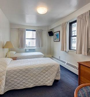 Seafarers International House - New York - Bedroom