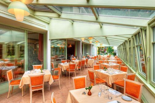 Hotel Delfino - Lugano - Restaurant