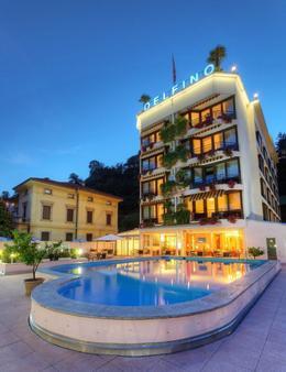 Hotel Delfino - Lugano - Pool