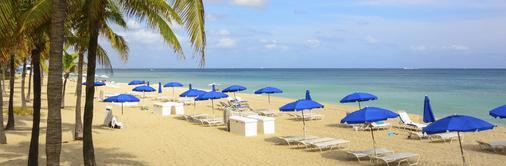 Sea Club Resort - Fort Lauderdale - Beach