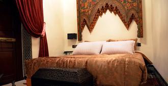 Dar Tahri - Fez - Bedroom