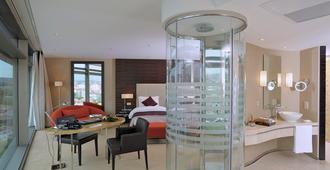 Grand Ankara Hotel & Convention Center - Ankara - Bedroom