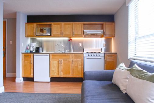 Crest Hotel Suites - Miami Beach - Kitchen