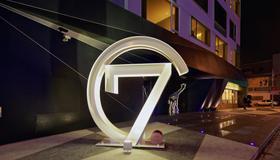 Hotel 7 Taichung - Taichung - Building