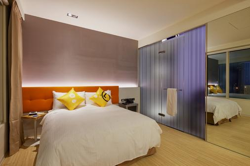 Hotel 7 Taichung - Taichung - Bedroom