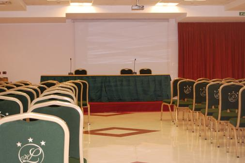 Hotel Laurence - Rome - Meeting room
