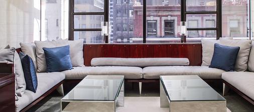 Royalton Hotel - New York - Living room