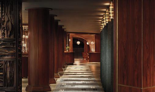 Royalton Hotel - New York - Lobby