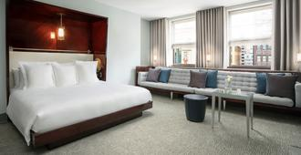 Royalton Hotel - New York - Bedroom