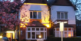 Chester House Guest House - Chester - Building