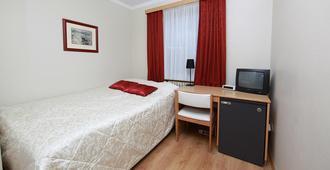 Metropolitan Hotel - Reykjavik - Bedroom