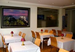 Metropolitan Hotel - Reykjavik - Restaurant