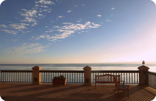 Monterey Plaza Hotel & Spa - Monterey - Patio