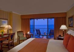 Monterey Plaza Hotel & Spa - Monterey - Bedroom