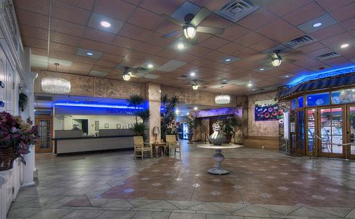 Shalimar Hotel of Las Vegas - Las Vegas - Lobby
