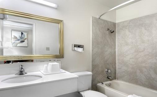 Shalimar Hotel of Las Vegas - Las Vegas - Bathroom