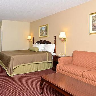 Travelers Inn And Suites - Memphis - Bedroom