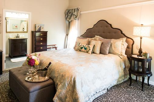 La Belle Epoque - Napa - Bedroom