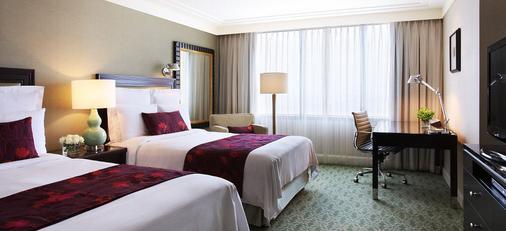 JW Marriott Hotel Seoul - Seoul - Bedroom