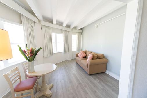 Broadmoor Miami Beach - Miami Beach - Living room
