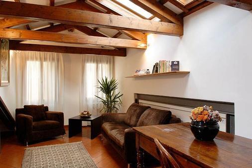 Hotel Bisanzio - Venice - Living room