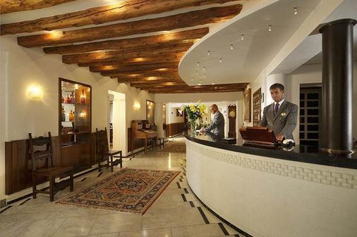 Hotel Bisanzio - Venice - Front desk