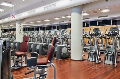 Hilton Frankfurt City Centre - Frankfurt am Main - Gym