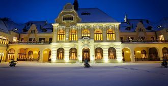 Rübezahl-Marienbad Schloss Wellness Hotel - Marianske Lazne - Building