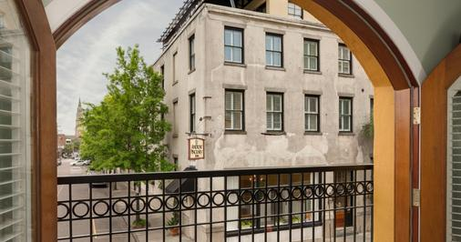 Andrew Pinckney Inn - Charleston - Balcony