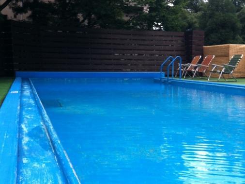 Yoshidaya Sannokaku - Kaga - Pool