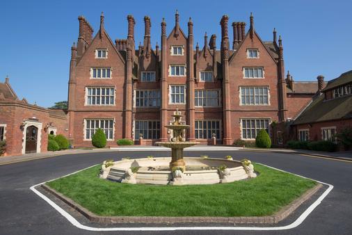 Dunston Hall - Norwich - Building