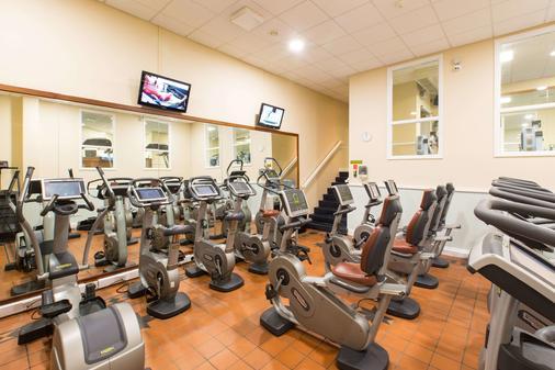 Dunston Hall - Norwich - Gym