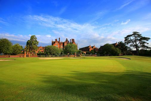 Dunston Hall - Norwich - Outdoor view