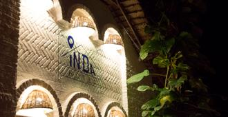 Inda Hotel - Varkala - Building